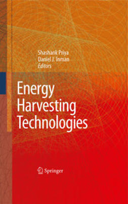 Inman, Daniel J. - Energy Harvesting Technologies, ebook