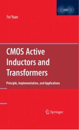 Yuan, Fei - CMOS Active Inductors and Transformers, ebook