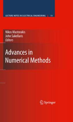 Mastorakis, Nikos - Advances in Numerical Methods, ebook