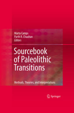 Camps, Marta - Sourcebook of Paleolithic Transitions, e-kirja