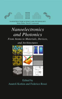 Korkin, Anatoli - Nanoelectronics and Photonics, e-bok