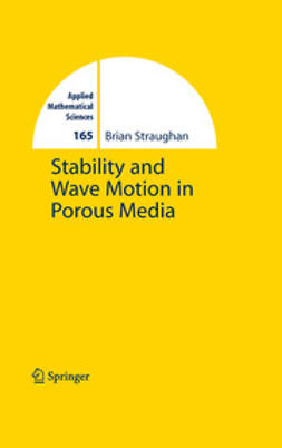 - Stability and Wave Motion in Porous Media, ebook