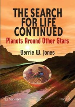 Jones, Barrie W. - The Search for Life Continued, ebook