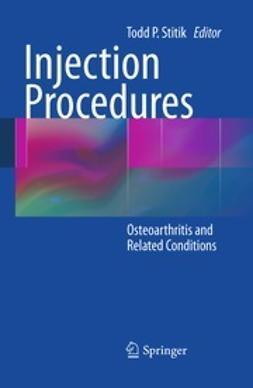 Stitik, Todd P. - Injection Procedures, ebook