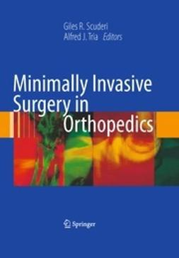 Scuderi, Giles R. - Minimally Invasive Surgery in Orthopedics, e-bok
