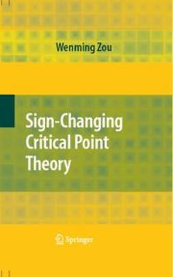 - Sign-Changing Critical Point Theory, ebook