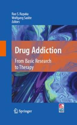 Rapaka, Rao S. - Drug Addiction, e-bok