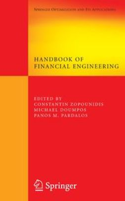 Zopounidis, Constantin - Handbook of Financial Engineering, e-kirja