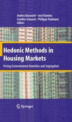 Baranzini, Andrea - Hedonic Methods in Housing Markets, ebook