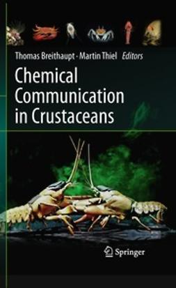 Breithaupt, Thomas - Chemical Communication in Crustaceans, ebook