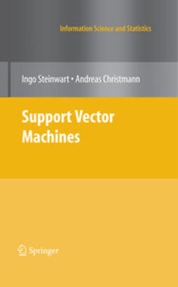 Christmann, Andreas - Support Vector Machines, ebook