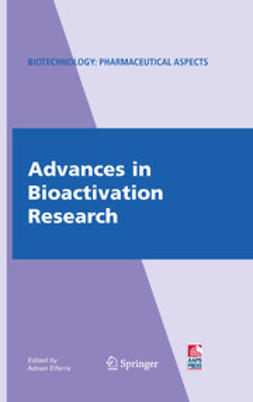Elfarra, Adnan - Advances in Bioactivation Research, ebook