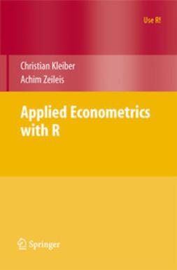 - Applied Econometrics with R, ebook