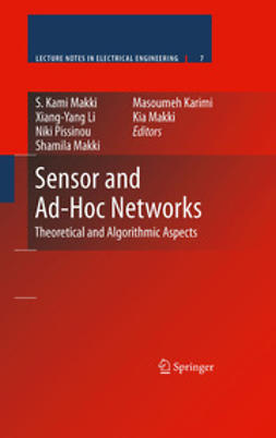 Makki, S. Kami - Sensor and Ad-Hoc Networks, ebook