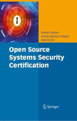- Open Source Systems Security Certification, ebook