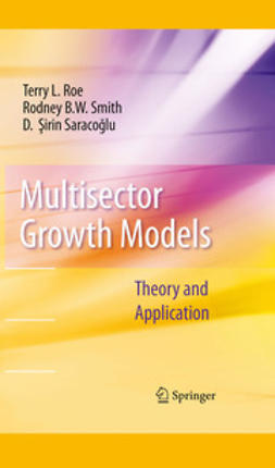 Roe, Terry L. - Multisector Growth Models, ebook