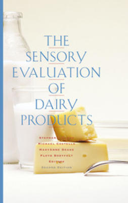 Bodyfelt, Floyd - The Sensory Evaluation of Dairy Products, ebook