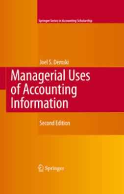 - Managerial Uses of Accounting Information, ebook