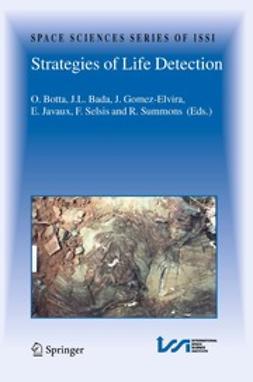 Bada, Jeffrey L. - Strategies of Life Detection, e-kirja