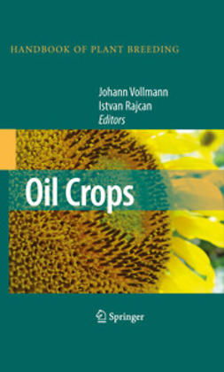 Vollmann, Johann - Oil Crops, ebook