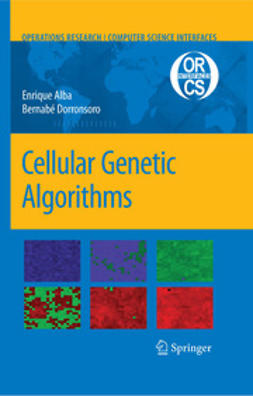 Dorronsoro, Bernabe - Cellular Genetic Algorithms, ebook