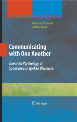Kowal, Sabine - Communicating with One Another, ebook