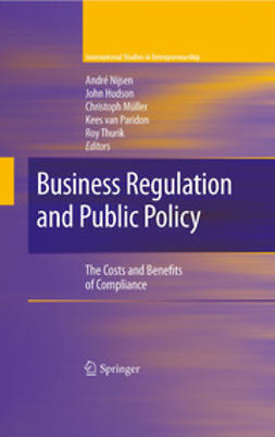Nijsen, André - Business Regulation and Public Policy, ebook