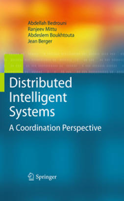 Bedrouni, Abdellah - Distributed Intelligent Systems, ebook