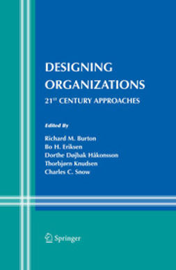 - Designing Organizations, ebook