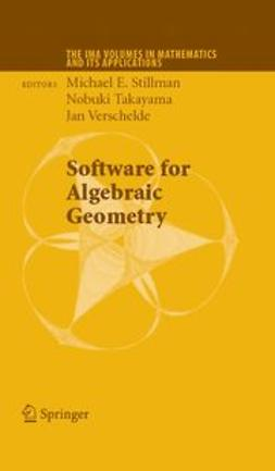Stillman, Michael - Software for Algebraic Geometry, e-bok