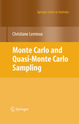 Lemieux, Christiane - Monte Carlo and Quasi-Monte Carlo Sampling, ebook