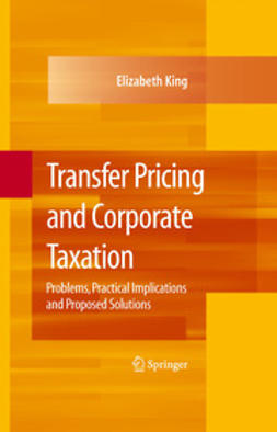 King, Elizabeth - Transfer Pricing and Corporate Taxation, ebook