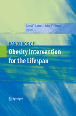 James, Larry - Handbook of Obesity Intervention for the Lifespan, e-kirja