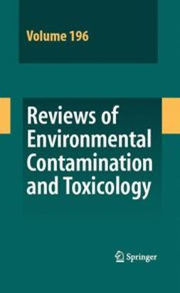 Whitacre, David M. - Reviews of Environmental Contamination and Toxicology Vol 196, ebook