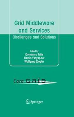 Talia, Domenico - Grid Middleware and Services, ebook