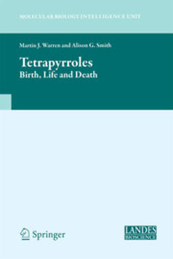 Warren, Martin J. - Tetrapyrroles, ebook