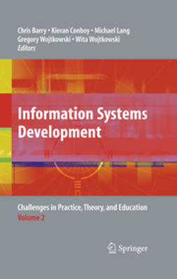- Information Systems Development, e-bok
