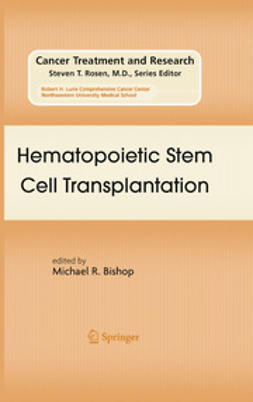 Bishop, Michael R. - Hematopoietic Stem Cell Transplantation, e-kirja