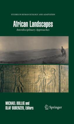 Bubenzer, Olaf - African Landscapes, ebook