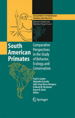 Bicca-Marques, Júlio César - South American Primates, ebook