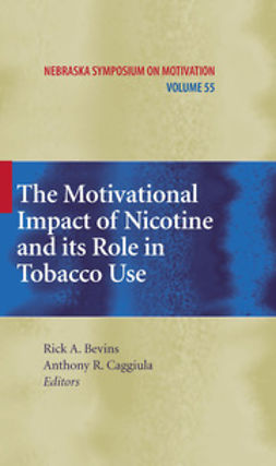 - The Motivational Impact of Nicotine and its Role in Tobacco Use, ebook