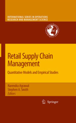 Agrawal, Narendra - Retail Supply Chain Management, ebook