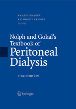 Khanna, Ramesh - Nolph and Gokal's Textbook of Peritoneal Dialysis, ebook