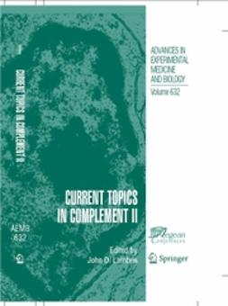 Lambris, John D. - Current Topics in Complement II, ebook