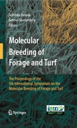 Yamada, Toshihiko - Molecular Breeding of Forage and Turf, ebook