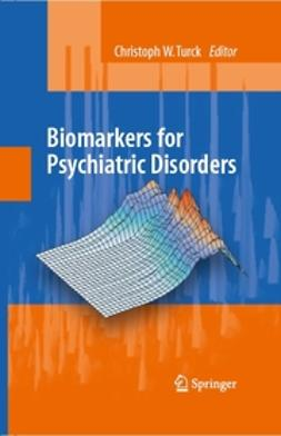 Turck, Chris - Biomarkers for Psychiatric Disorders, e-bok