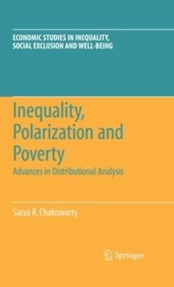 Chakravarty, Satya R. - Inequality, Polarization and Poverty, ebook