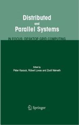 Kacsuk, Péter - Distributed and Parallel Systems, ebook