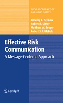 Littlefield, Robert S. - Effective Risk Communication, ebook