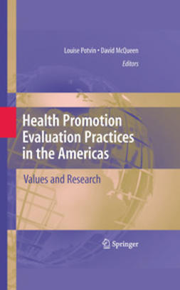 Anderson, Laurie M. - Health Promotion Evaluation Practices in the Americas, e-bok